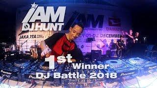 Download Video DJ FLAME 1ST BATTLE WINNER IAMDJHUNT 2018 MP3 3GP MP4