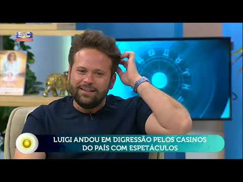 Entrevista a Luigi Ferreira