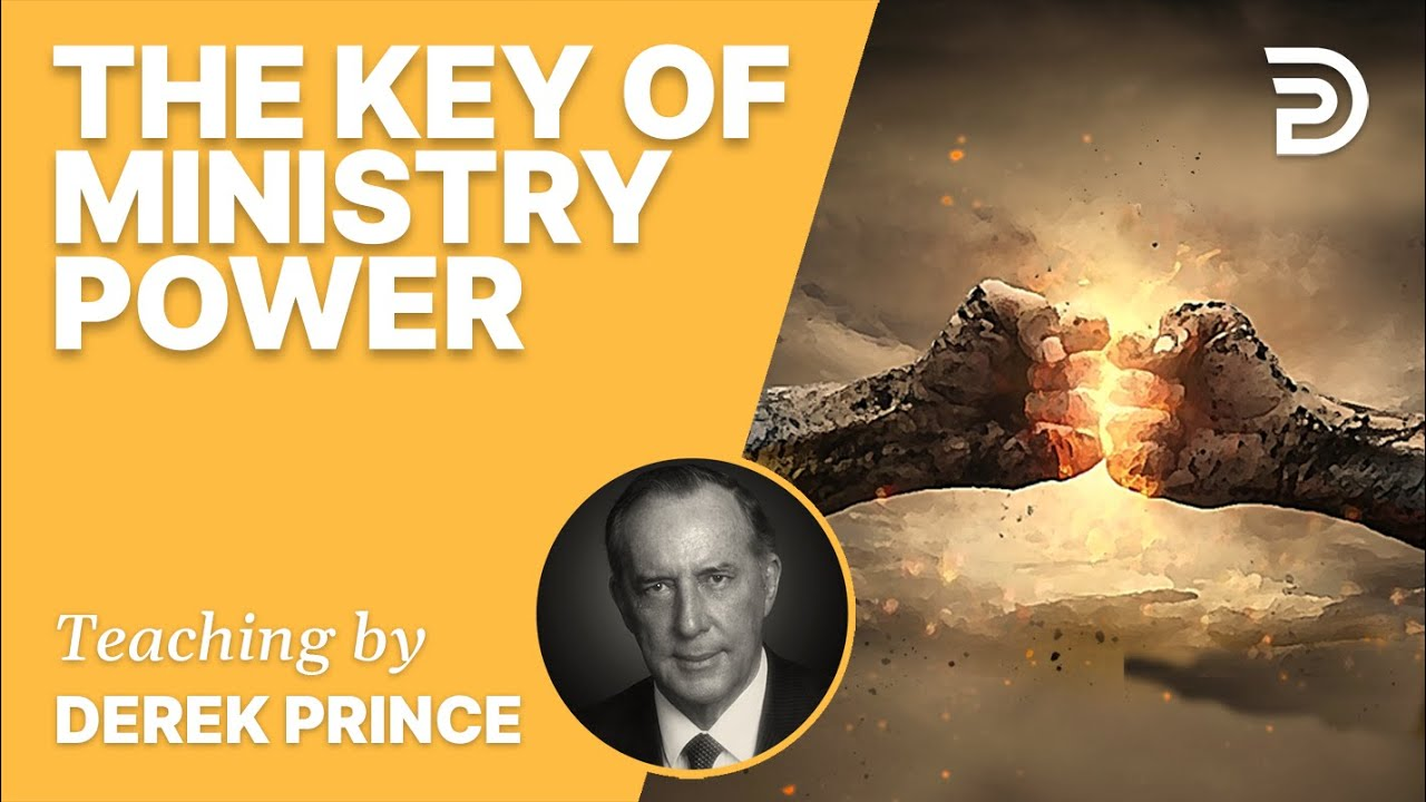 YouTube thumbnail for Key Of Ministry Power