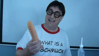WHAT IS A SCHMUCK BY SHELDON MASHUGANA