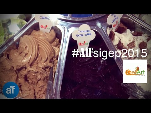 Nuova Gelart: le migliori basi per gelateria