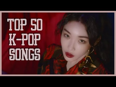 TOP 50 K-POP SONGS CHART - JANUARY 2019 (WEEK 1)