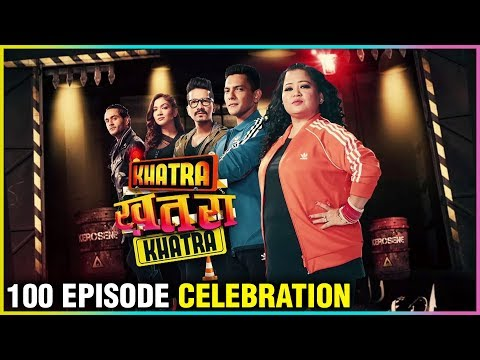 Bharti Singh Shares Her Excitement On Completing 100 Episodes | Khatra Khatra Khatra