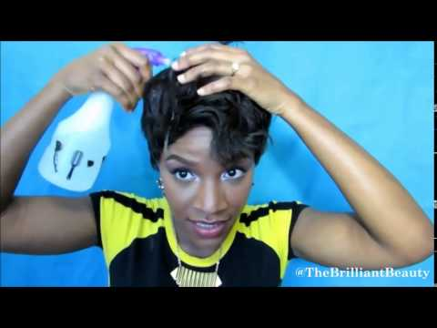 Sensationnel Bump 100% Human Hair Wig Lucy Elevate Styles Youtube Channel