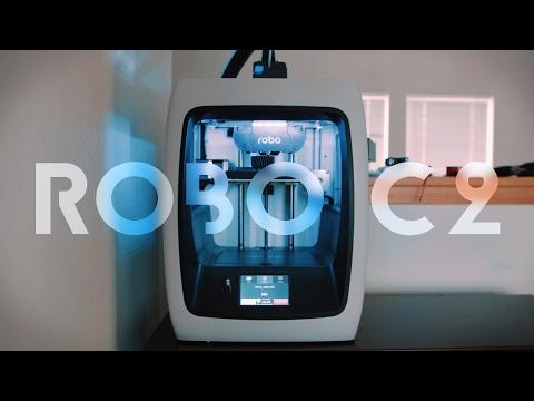 Robo C2 3D Printer Review
