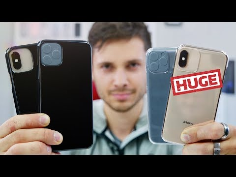 iPhone 11 Cases & Models Hands On!