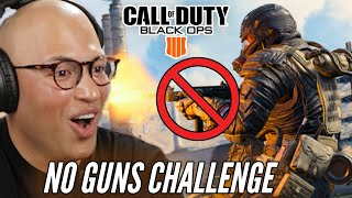 Marine Plays Call of Duty: Black Ops 4 Without Guns • Pro Play