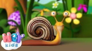 Petit Escargot - Chansons Pour Bébés - HeyKids
