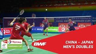 F   MD   LI/LIU (CHN) vs. ENDO/WATANABE (JPN)   BWF 2019