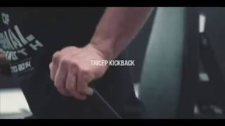 Arsenal Strength Tricep Kickback