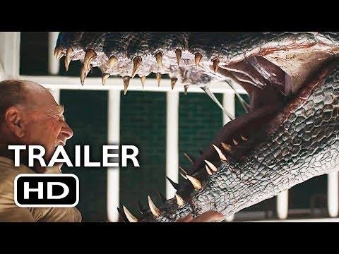 Jurassic World 2: Fallen Kingdom Official Trailer #2 (2018) Chris Pratt Action Adventure Movie HD