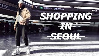 SHOPPING IN SEOUL 🇰🇷 SOUTH KOREA! | Ader Error, Hi Fi Fnk, Gentle Monster, ALAND