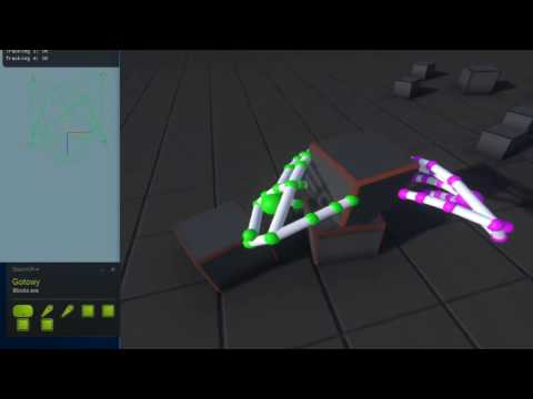 VR motion controller for SteamVR with Leap Motion and an