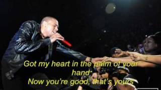 Chris Brown - I'll Go Lyrics (Graffiti)