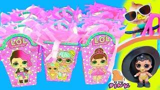 СЮПРИЗЫ ОТ КУКОЛ ЛОЛ! МОЯ КОЛЛЕКЦИЯ! LOL SURPRISE BABY DOLLS - toy video for kids