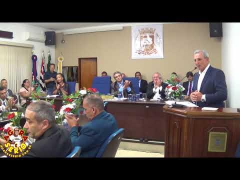 Prefeito Ayres Scorsatto com a Palavra na Sessão Solene 2018