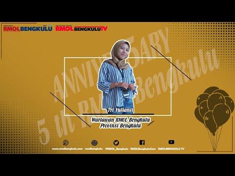 Ucapan HUT Ke-5 RMOLBengkulu dari Wartawan Propinsi Bengkulu