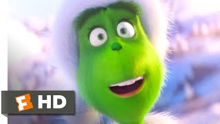 The Grinch (2018) - A Change of Heart Scene (9/10) | Movieclips