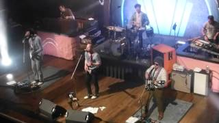 Dr. Dog - Heart It Races [Architecture in Helsinki cover] (Houston 04.01.15) HD