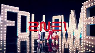 2NE1 - Try To Follow Me [HD][中韓字幕]