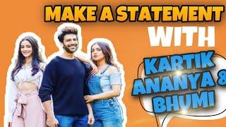 Kartik, Ananya, Bhumi play 'WHO'S MOST LIKELY TO?' | Pati Patni aur Woh | RJ Sangy