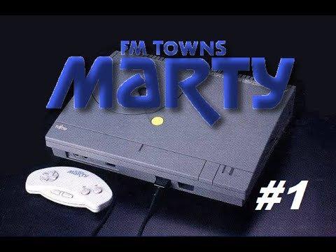 FM TOWNS Marty : Une console incroyable !  [RETRO]