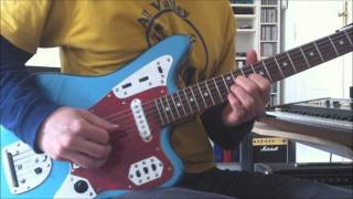 Arab Strap - Here We Go guitar cover