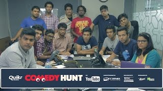 Promo Comedy Hunt On YouTube