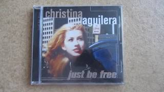 Christina Aguilera 'Just be free' (CD Album)