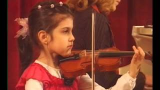 Lana Zorjan 5 year old