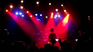 Say Demesne Johnny Marr at Irving Plaza NYC 05-02-2013