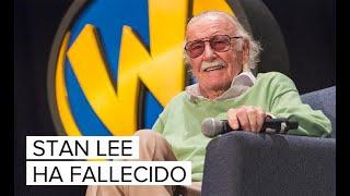 Stan Lee ha fallecido
