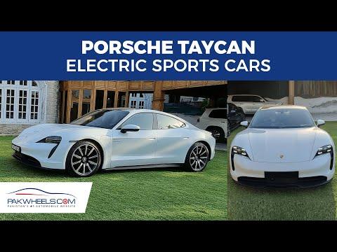 Porsche Taycan Rear-Wheel Drive 2021 | Walk-Around | PakWheels