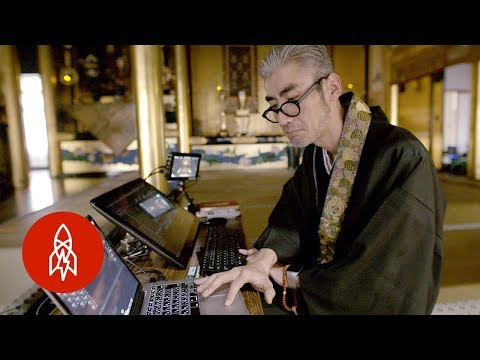Meet the Japanese Monk Spinning the Sickest Beats