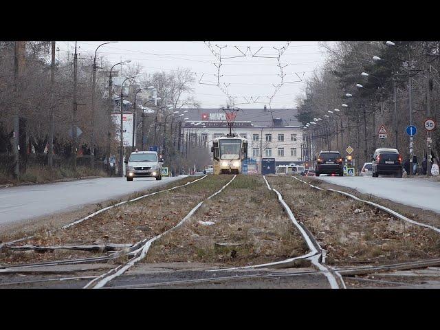 Изменения в движении трамваев