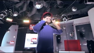 Daichi Beatbox Performance In YouTube Space [part1]