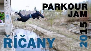 Spring Comes to Říčany - Parkour Jam 2015   Taras 'Tary' Povoroznyk