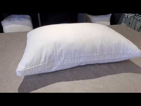 Luxez Hotel Downs Alternative Pillow With Plush Support