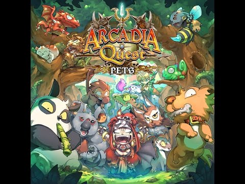 Arcadia Quest: Pets - Review