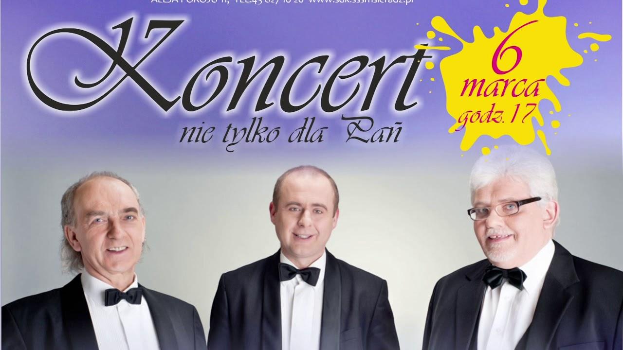 Koncert na dzień kobiet w SDK – ogłoszenie