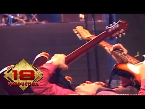 The Changcuters - Only Love  (Live Konser Medan 18 Juni 2011)