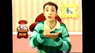 Nick Jr. on Video (2000) Promo (VHS Capture)