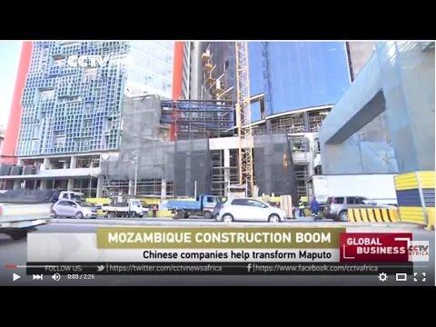 Chinese companies help transform the capital, Maputo
