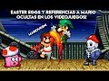 Easter Eggs y Referencias a Mario Ocultas en los Videojuegos (PARTE 3) - Pepe el Mago