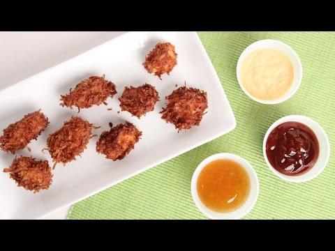 Coconut Chicken Nuggets Recipe – Laura Vitale – Laura in the Kitchen Episode 970
