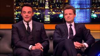 Ant and Dec- The Jonathan Ross Show