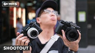 Fujifilm 23mm F2 WR vs 23mm F1.4 R Shootout by Georges Cameras