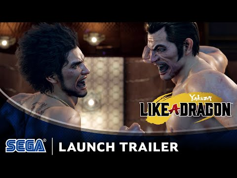 Launch Trailer (FR) de Yakuza: Like a Dragon