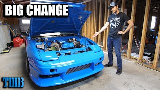 Everything Wrong With BLUEJZ (My 2JZ Swap 240SX) by That Dude in Blue