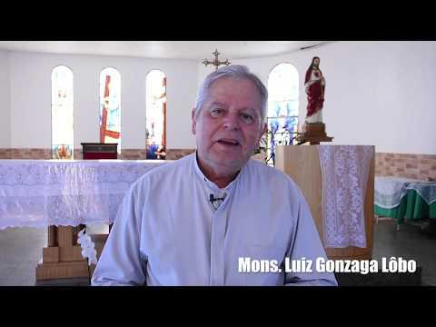 Mons. Luiz Lôbo convida o povo de Deus para a segunda noite da Novena pelos 80 anos da Catedral
